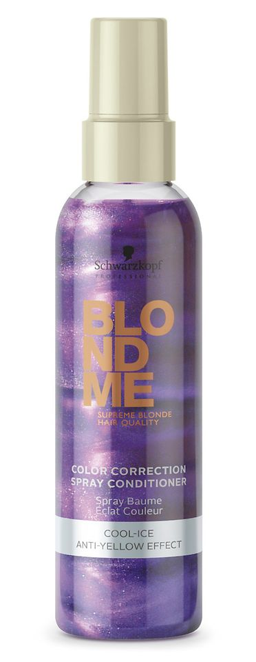 BLONDME Color Correction Spray Conditioner Cool Ice